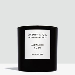 Aydry & Co. Japanese Yuzu Candle